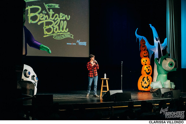 Bentzen Ball: The Most Very Specialest Evening with Tig and Friends