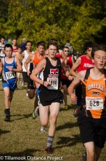 2016 XC Harrier Invite