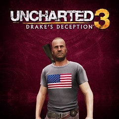 Uncharted 3 on PS3