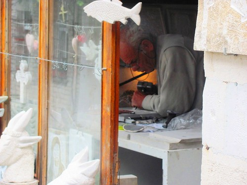 Gjirokaster Stone Carver Shop