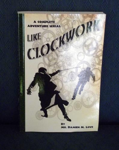 Damien M Love, Like Clockwork