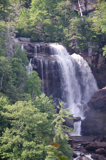 Upper Whitewater Falls-002