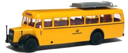 09 Brekina MAN MKN 630 Postbus 1956