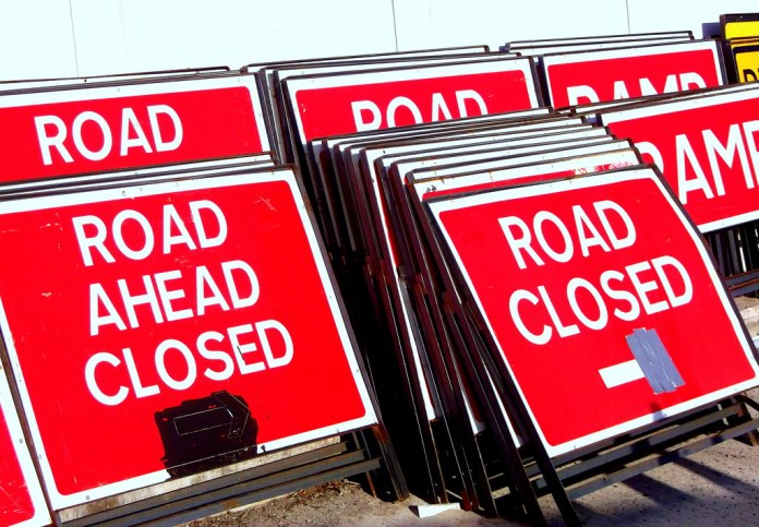 ROAD CLOSED: Inkster Boulevard from Aikins to Main Temporarily Closed on Satruday, April 25, 2020