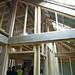 Interior Woodwork - Brockwood Park School Pavilions Project