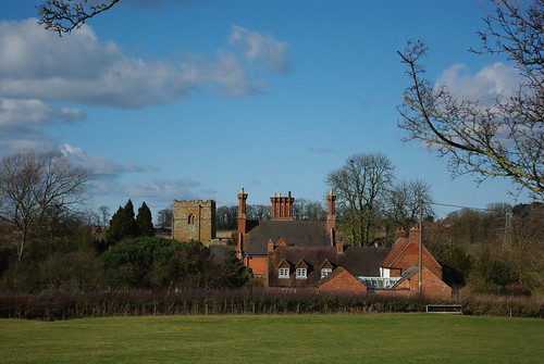 20120219-48_Lilbourne Church + Houses by gary.hadden