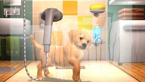 PlayStation Vita Pets Home Screen 04