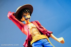 Monkey D. Luffy - P.O.P Sailing Again - Figure Review - Megahouse (25)