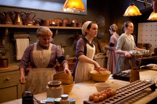 cuisine - Downton Abbey