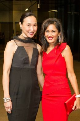 Carolyn Chang, Komal Shah