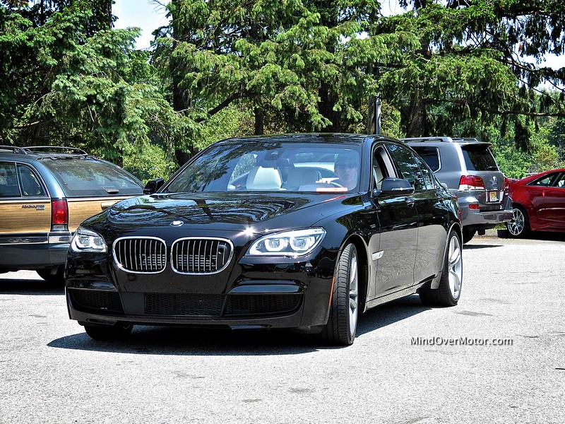 BMW 760Li reviewed by Mind Over Motor