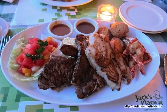 Kiwi Feast Combo