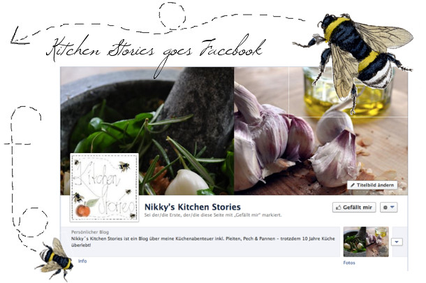 Kitchen Stories goes Facebook