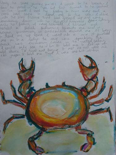 Crab Sketch