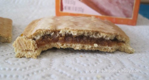 Trader Joe's Organic Pumpkin Frosted Toaster Pastries Toaster Pastry profile