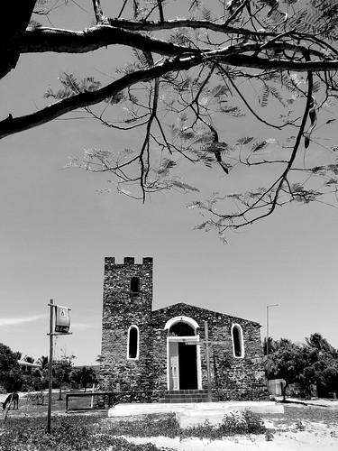 Igreja de Jericoacoara-CE