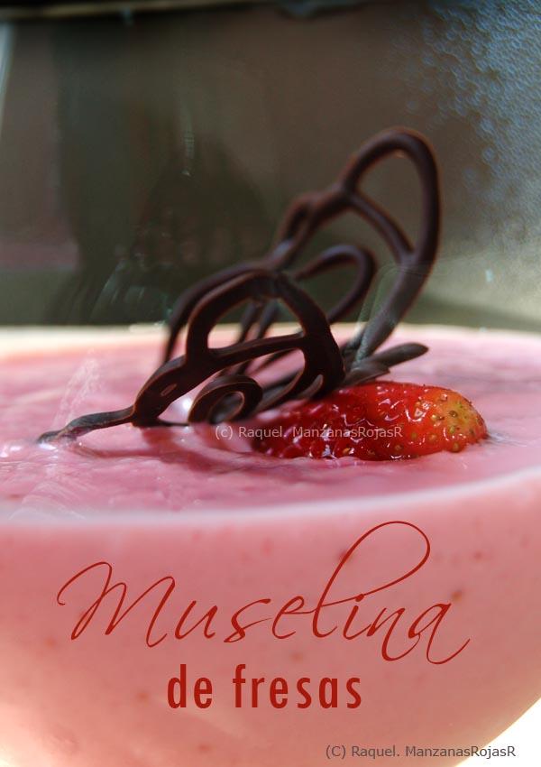 Fresa Muselina