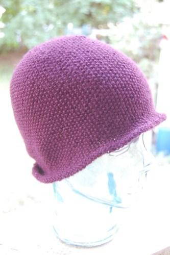 Flora Poste's hat