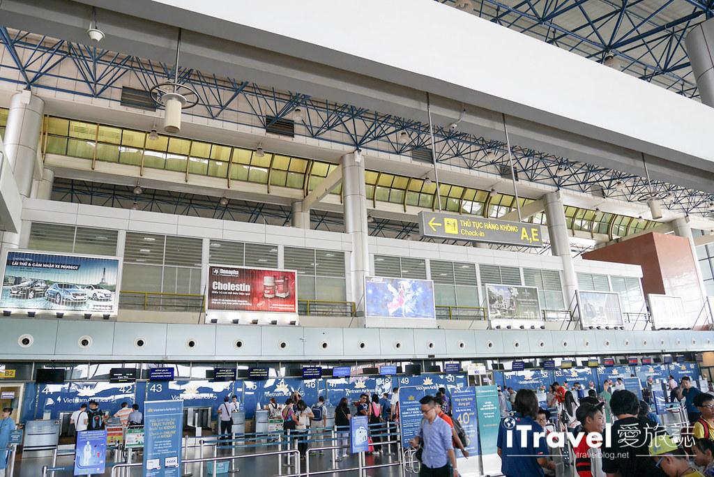 越南航空搭乘体验 Vietnam Airlines (33)