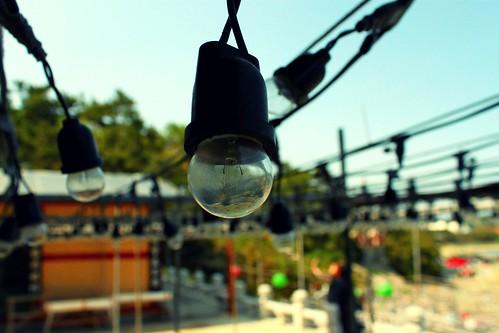 Lantern hangings