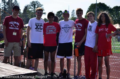 2016 T&F Districts