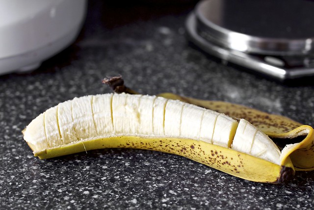 speckly bananas are your friend