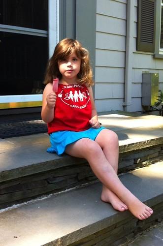 Doctored preschool shirt