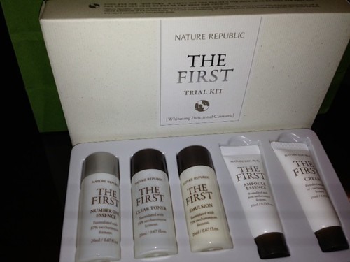 Nature Republic Trial Kit
