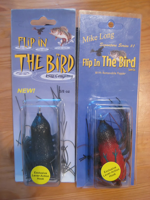 Flip In The Bird Lure Co.