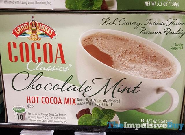 Land-O-Lakes Cocoa Classics Chocolate Mint K-Cups
