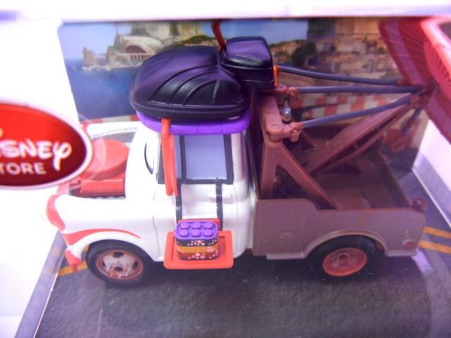 disney store cars 2 kabuki mater (5)