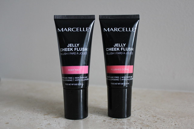 Marcelle Jelly Cheek Flush swatch and review