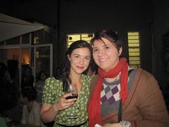 Lisa Hannigan and me