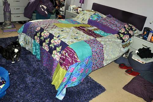 duvet cover, top