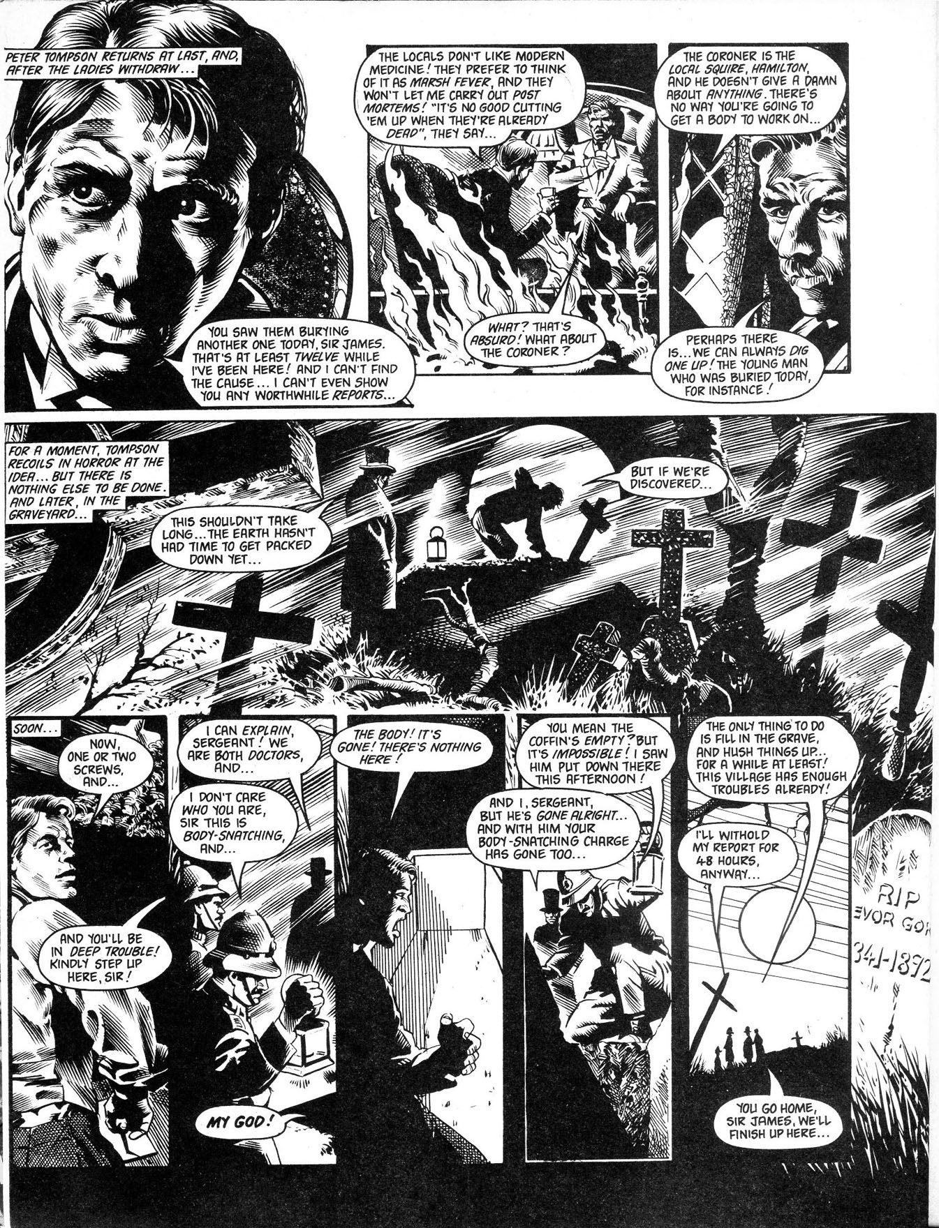 Plague of the Zombies pg 4