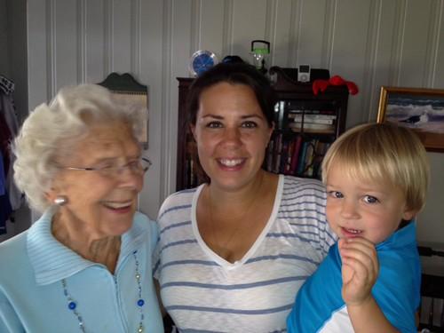 FW: 3 of 4 generations