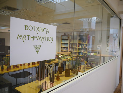 Botanica Mathematica at ICMS by MadeleineS