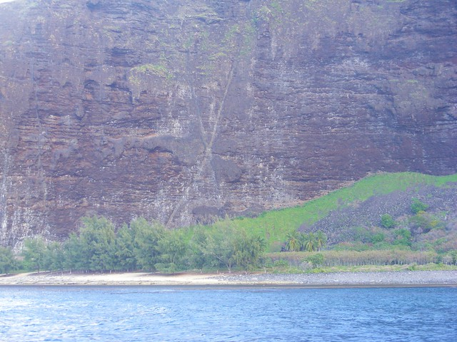 Picture from the Na Pali Coast