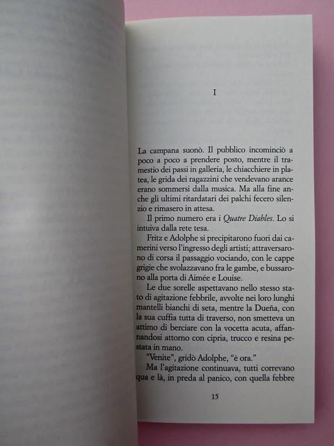 Herman Bang, I quattro diavoli, Iperborea 2012. [resp. grafica non indicata]. Incipit (part.), 1