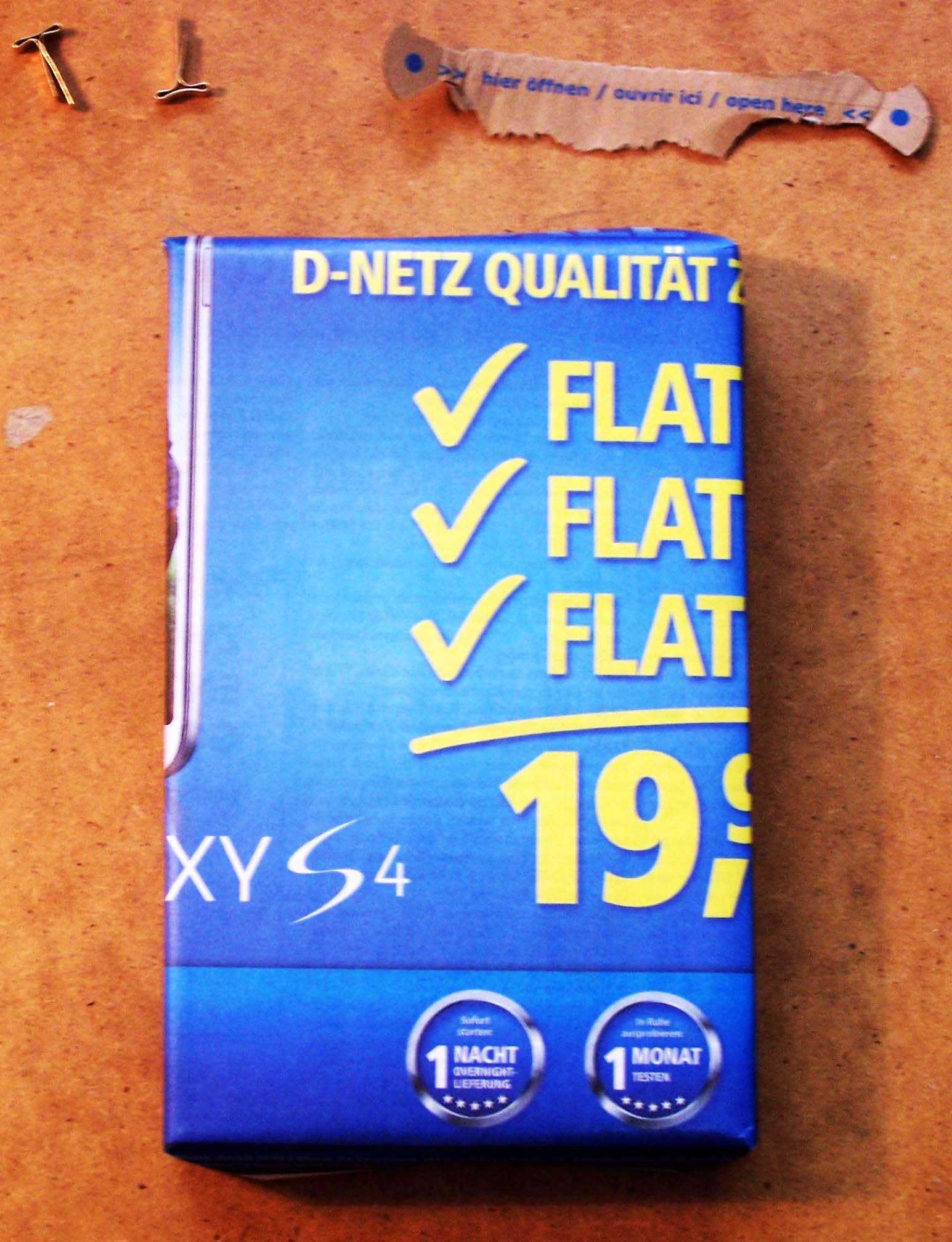 Büchersendung innere Verpackung Flat Flat Flat