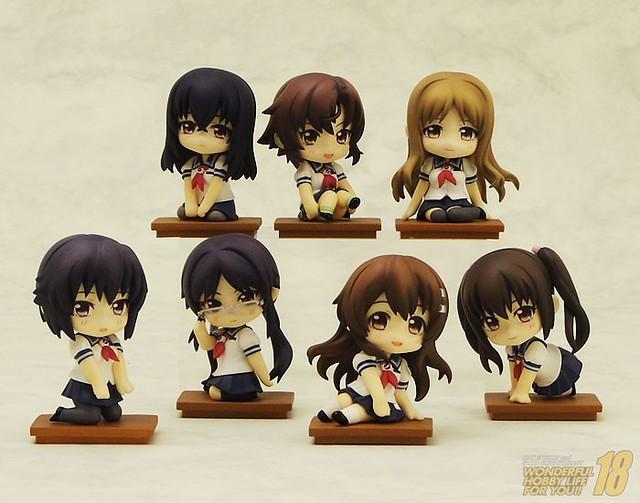 Nendoroid Petite Photokano Set