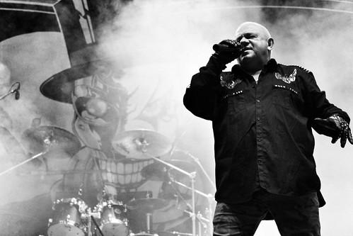 U.D.O. @ Väsby Rock Festival