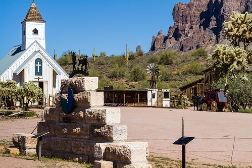 Apache Land