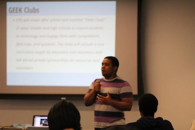 OpenGovChicago: City of Chicago Tech Diversity Council Discussion