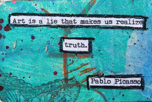 Pablo Picasso Creativity Quote