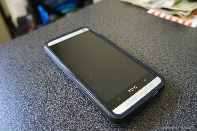 Incipio Case for HTC One (Front)