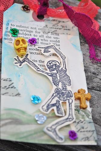 Dancing Skeleton Tag, FULL