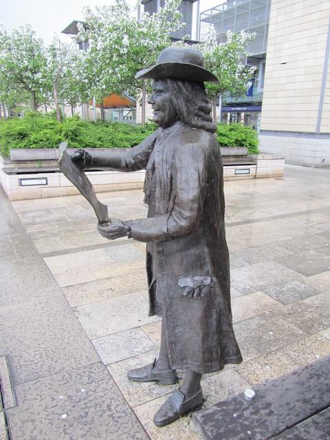 William Penn statue, Bristol