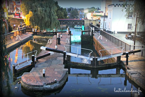 Camden locks London