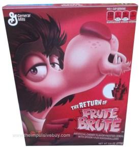 Frute Brute Cereal